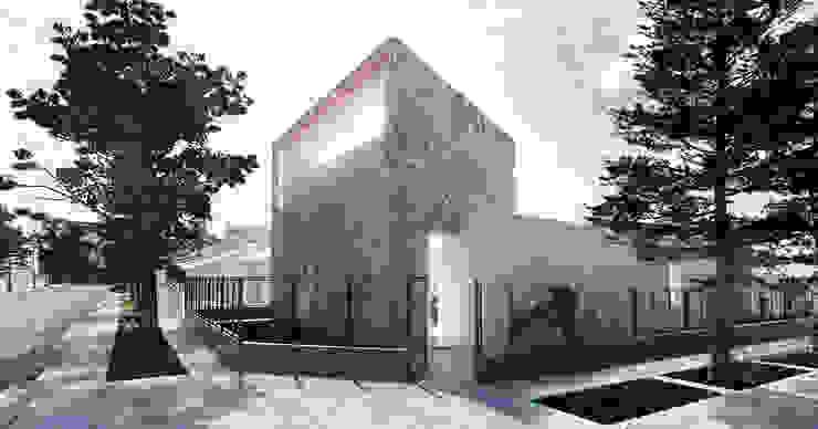 CCMP Arquitectura Rumah Minimalis