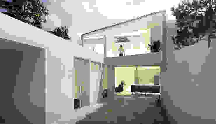 CCMP Arquitectura Maisons minimalistes