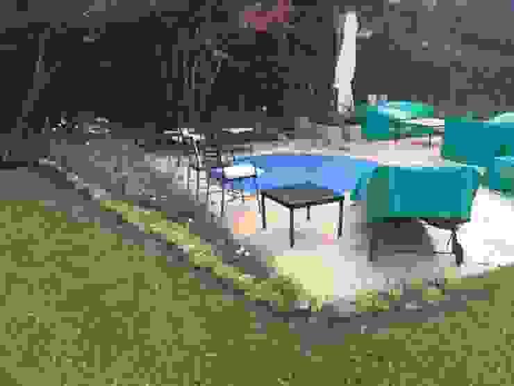 Modern garden by Fainzilber Arqts. Modern