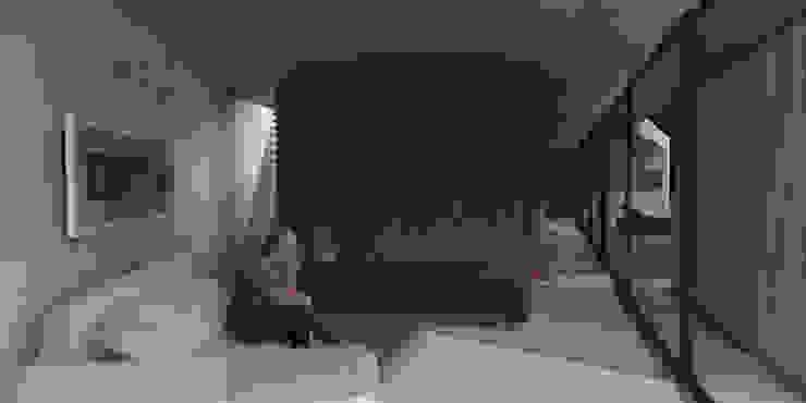 CCMP Arquitectura Minimalist house