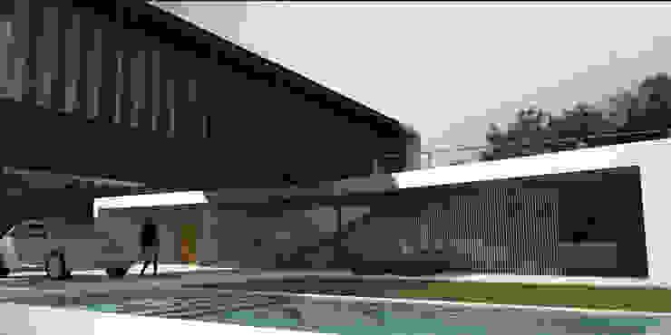 CCMP Arquitectura Minimalist Evler