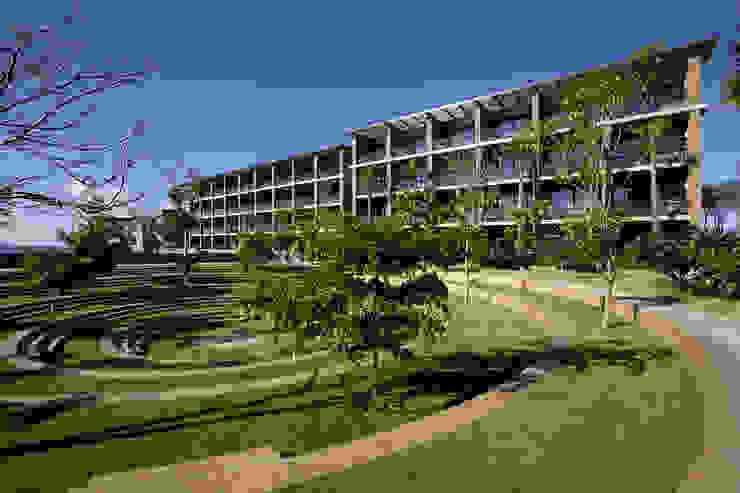 JW Marriott Los Cabos - IDEA Asociados Casas modernas de IDEA Asociados Moderno