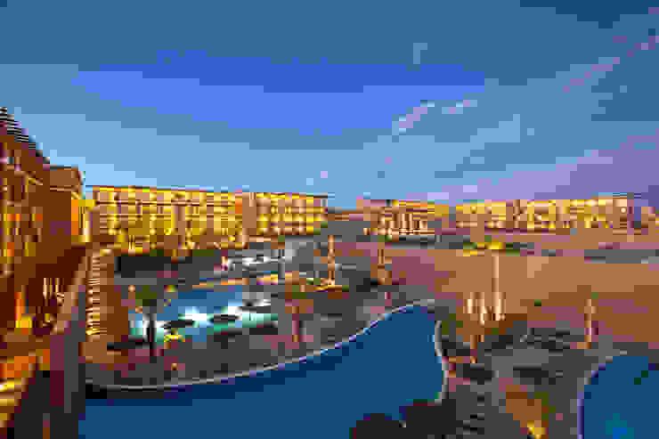 JW Marriott Los Cabos - IDEA Asociados Albercas modernas de IDEA Asociados Moderno