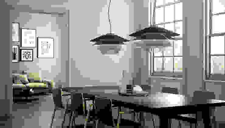 Overlay (BLUX) de Rufo Iluminación Moderno
