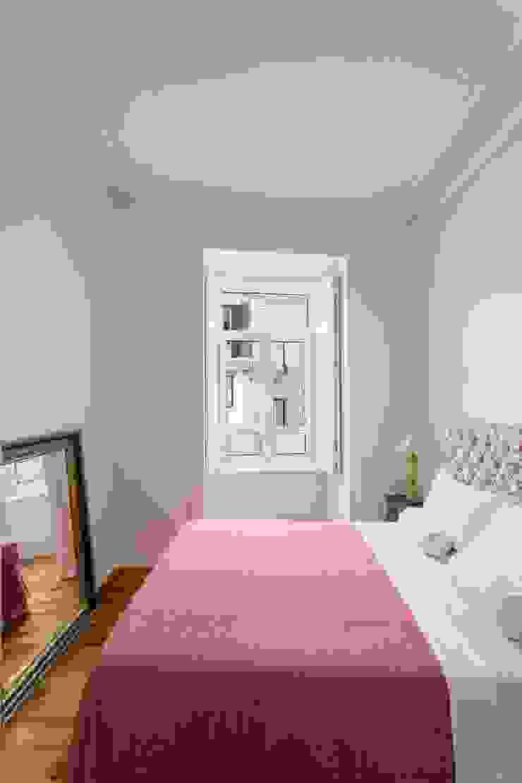 Atelier da Calçada Modern Bedroom