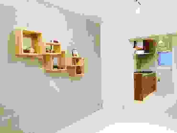 جدران تنفيذ 株式会社KIMURA  bi-Art, إسكندينافي خشب Wood effect