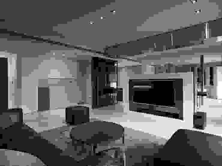 這間房 This House 根據 Taipei Base Design Center 簡約風