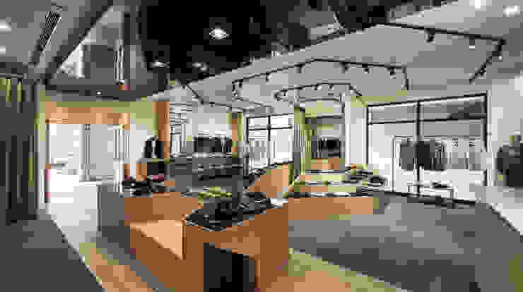 時尚展示檯 根據 有偶設計 YOO Design 現代風