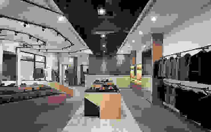 入口的引導 根據 有偶設計 YOO Design 現代風