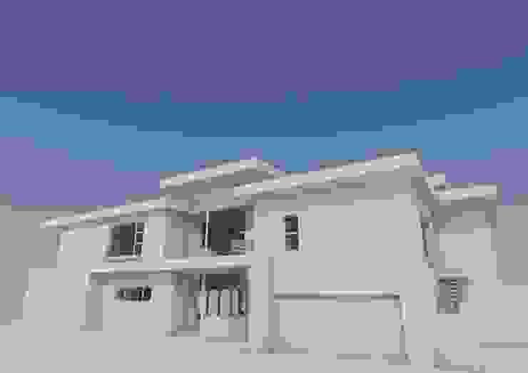 House van Jaarsveld: modern  by Seven Stars Developments, Modern