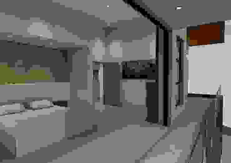 Main Bedroom Modern style bedroom by Seven Stars Developments Modern