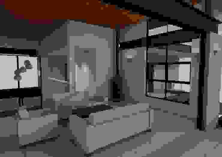 Pajama lounge Modern living room by Seven Stars Developments Modern