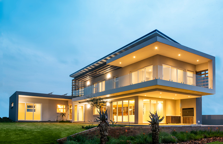 Finished built shouse: modern  by Seven Stars Developments, Modern