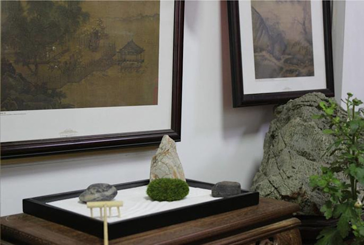 Zen sand table โดย mochi