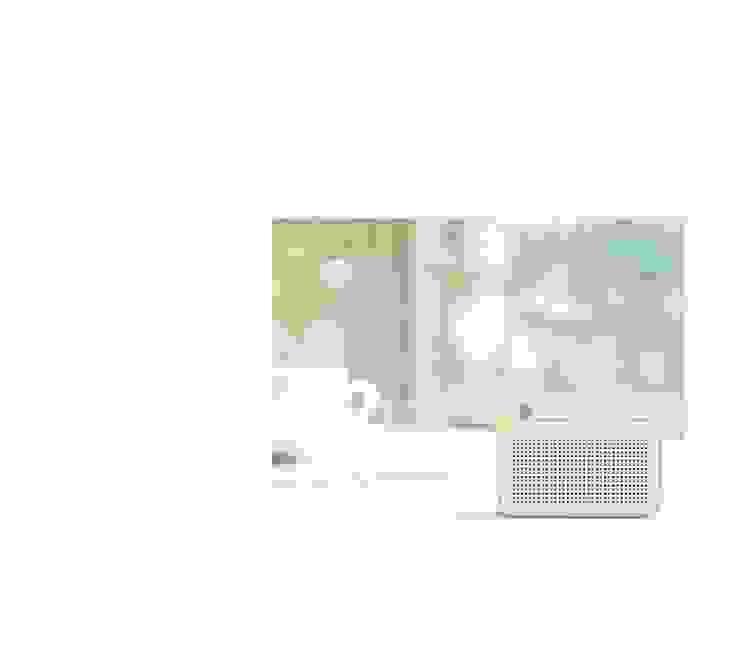 Wooden wireless speaker โดย mochi
