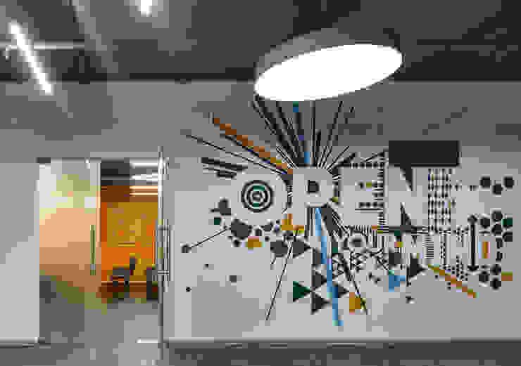 mural de Fabricantes de Ideas Moderno