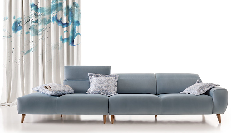 Sofá Acomodel Versalles de Confort Online Moderno