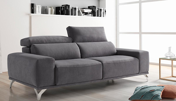 Sofá Acomodel Alce de Confort Online Moderno