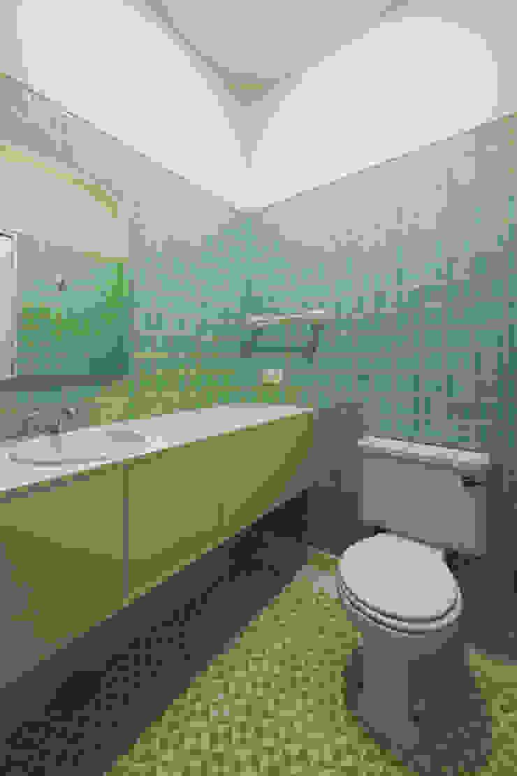 ABPROJECTOS 浴室
