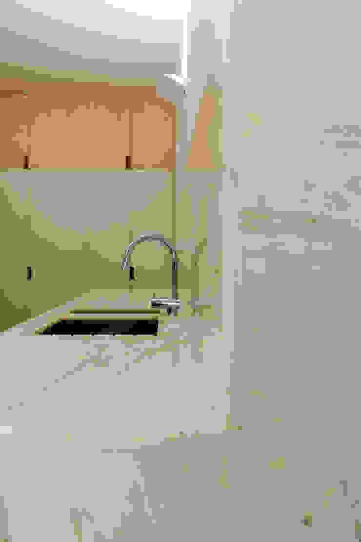 ABPROJECTOS Minimalist kitchen