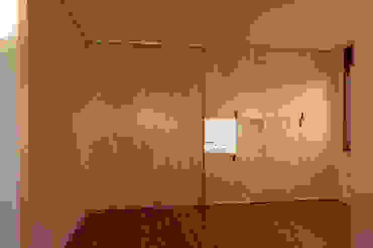 ABPROJECTOS Minimalist dining room