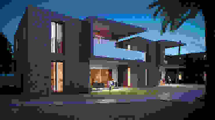 Modern houses by Voltaj Tasarım Modern