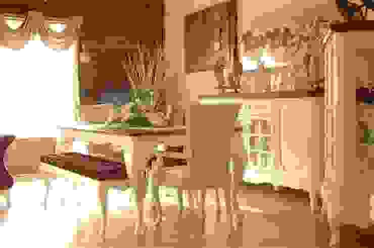 غرفة السفرة تنفيذ Baloğlu Mobilya - Avangarde & Country & Provincial,