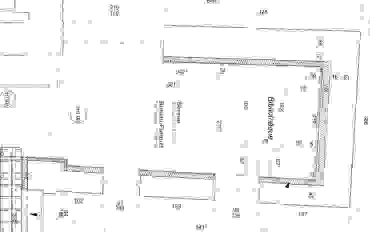 Phòng học/văn phòng phong cách hiện đại bởi Architecture d'intérieur CA Hiện đại Gỗ Wood effect