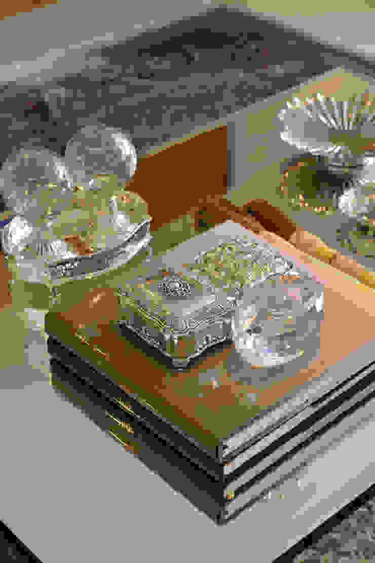 Tweedie+Pasquali Living roomAccessories & decoration Metallic/Silver