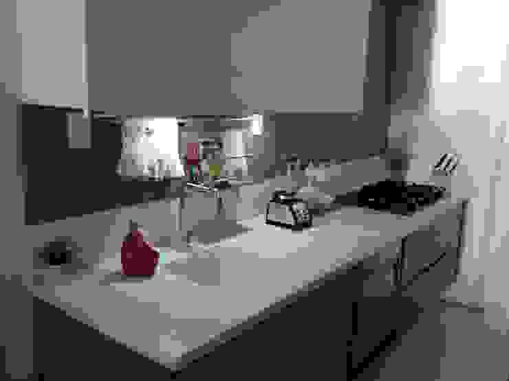 Modern style kitchen by Alvaro Camiña Arquitetura e Urbanismo Modern