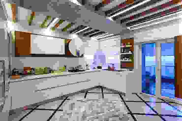 Modern Kitchen by yağmur mimarlık Modern Granite