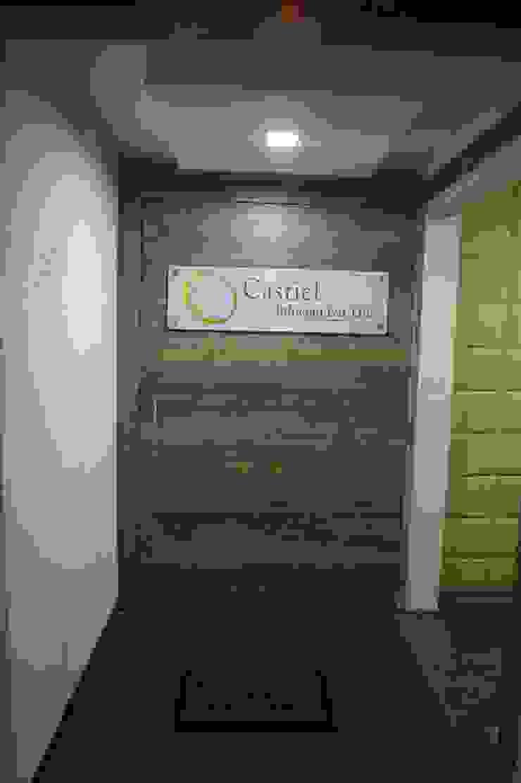 Castilel Modern office buildings by Hightieds Modern