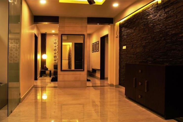 4BHK Royal Heritage, Bhubaneswar Modern hotels by Schaffen Amenities Private Limited Modern
