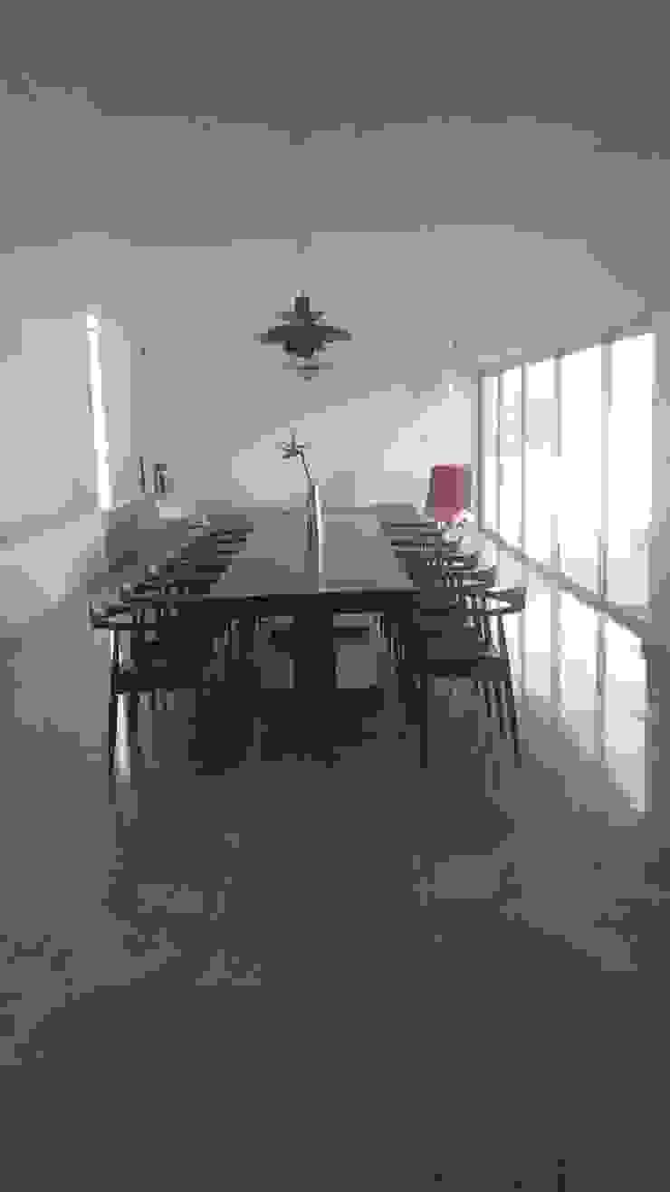 escala1.4 Rumah Modern Marmer White
