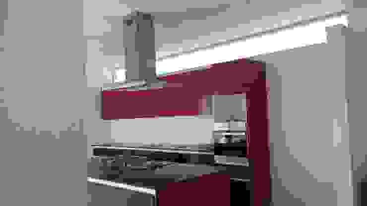 escala1.4 Dapur Modern