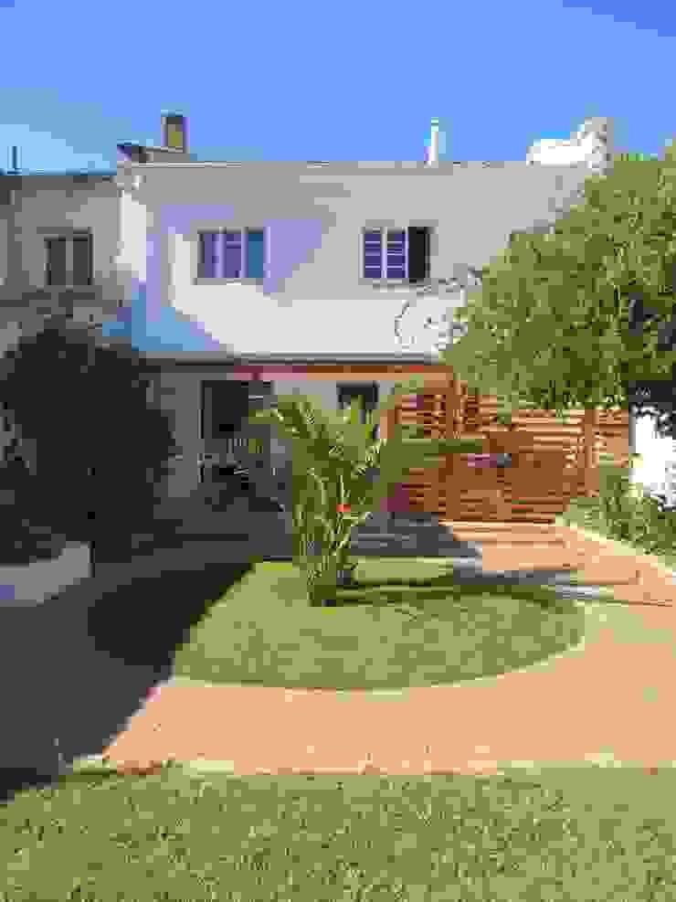 Después Casas de estilo clásico de Moreno Wellmann Arquitectos Clásico