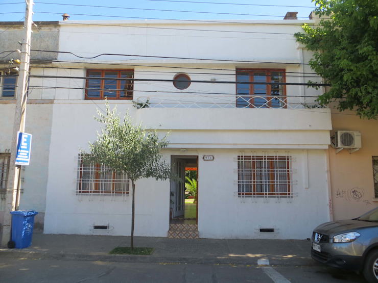 Después Moreno Wellmann Arquitectos Casas de estilo clásico