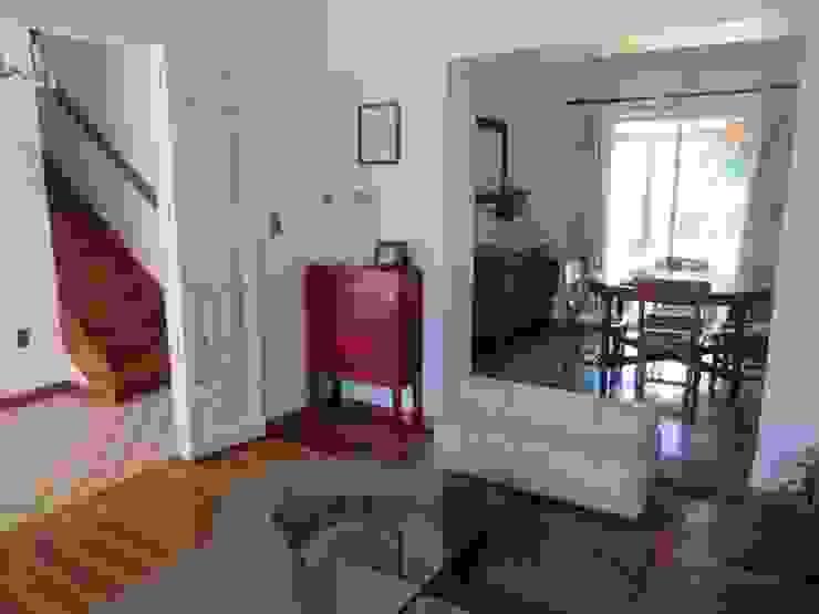 Casa MW Moreno Wellmann Arquitectos Livings de estilo clásico