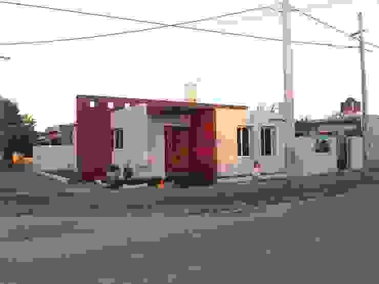 Casas modernas de Arq. Gerardo Rodriguez Moderno
