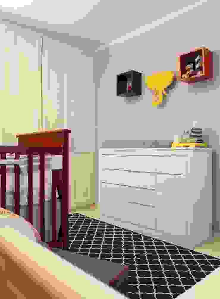 Quarto de Bebê Quarto infantil moderno por Studio 262 - arquitetura interiores paisagismo Moderno