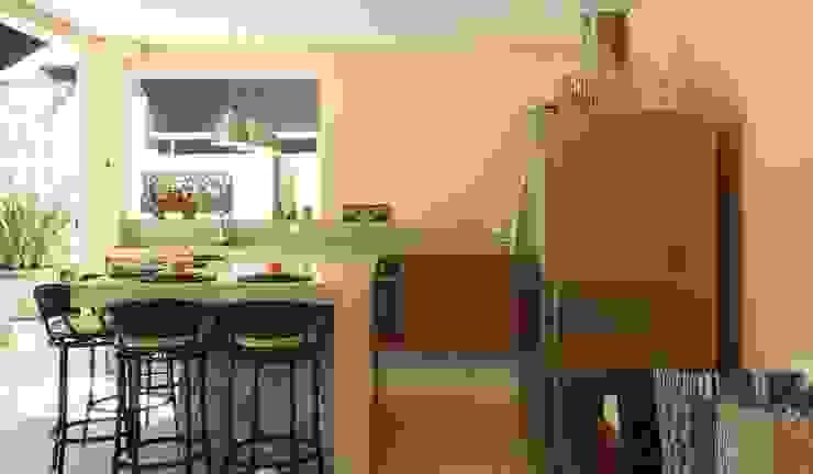 Garajes y galpones de estilo moderno de Studio 262 - arquitetura interiores paisagismo Moderno