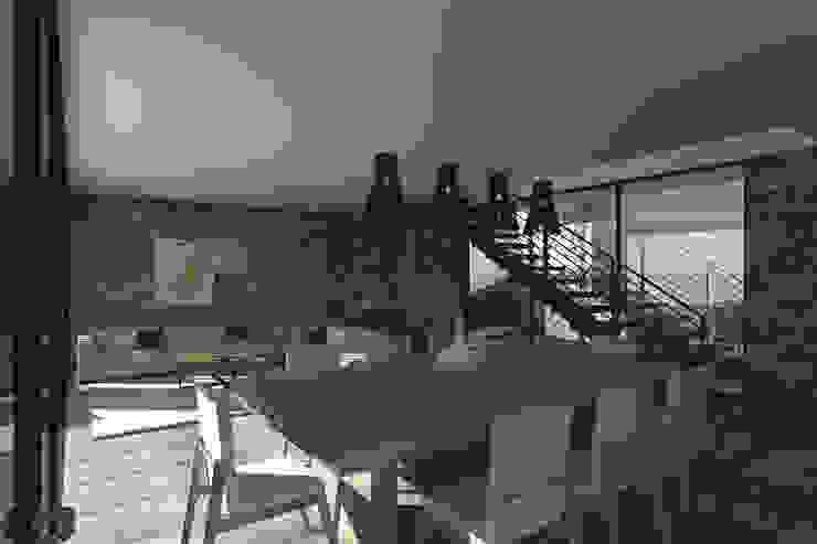 Comedor - Sala Comedores modernos de Bloque Arquitectónico Moderno