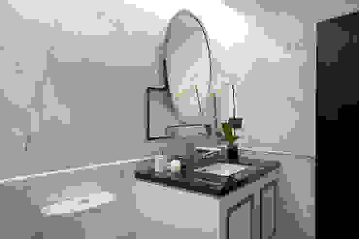 廁所 根據 澄穆空間設計 古典風