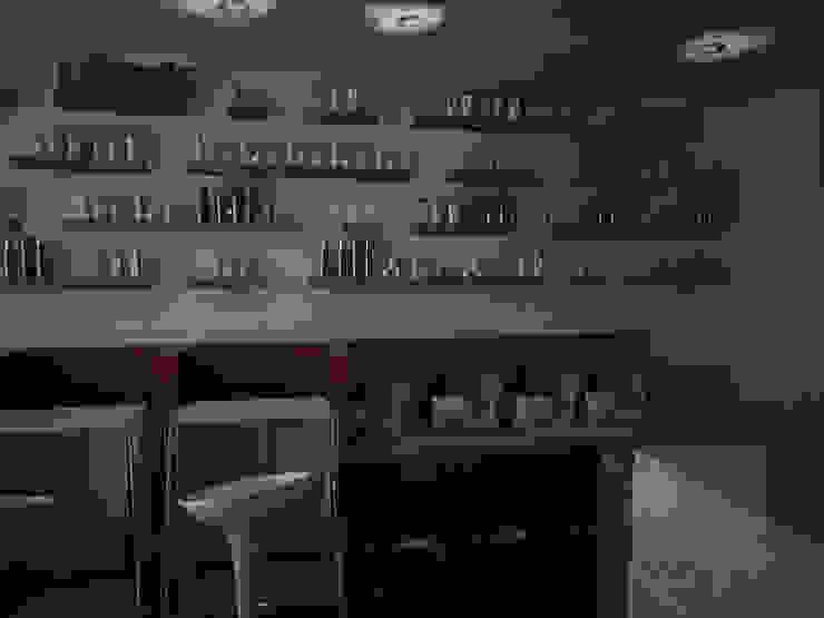 LOCAL NAILS BAR Espacios comerciales de estilo minimalista de Ecourbanismo Minimalista