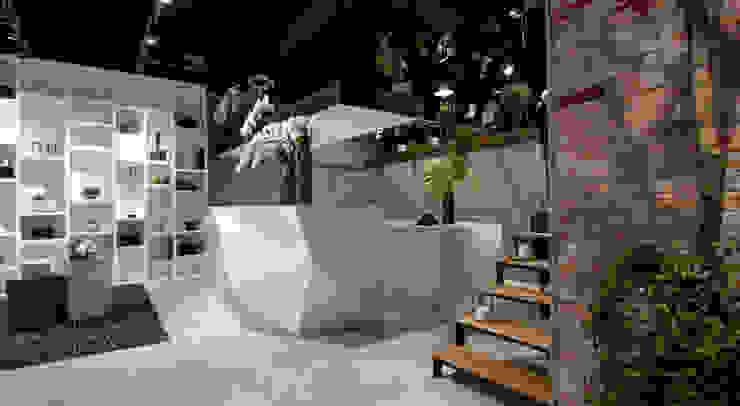 櫃台 根據 澄穆空間設計 工業風
