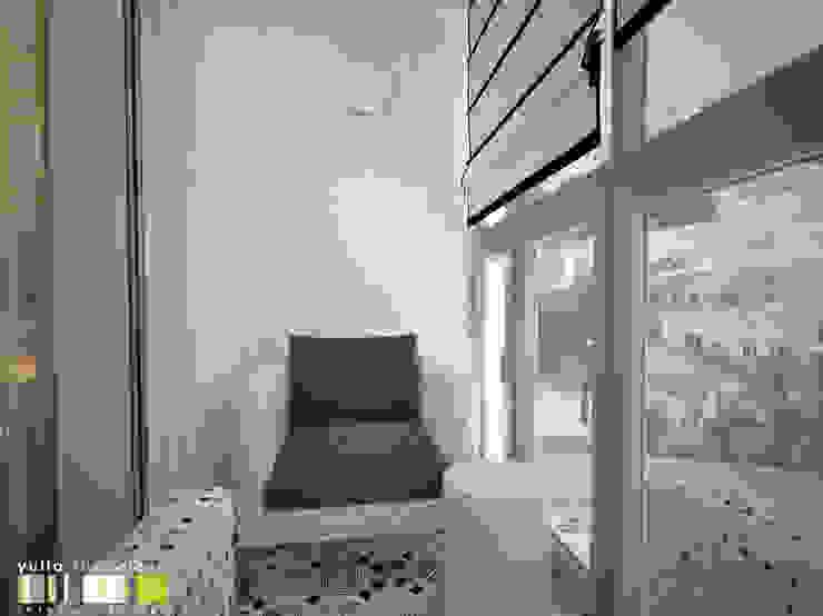 Modern Terrace by Мастерская интерьера Юлии Шевелевой Modern