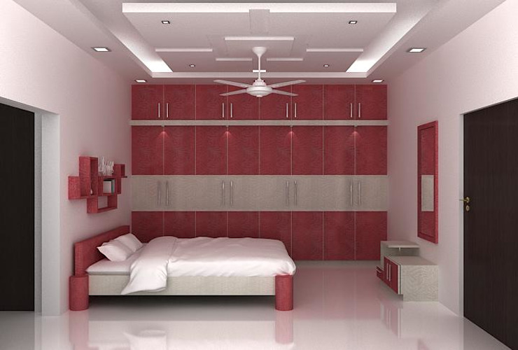 bedroom designs by Splendid Interior & Designers Pvt.Ltd