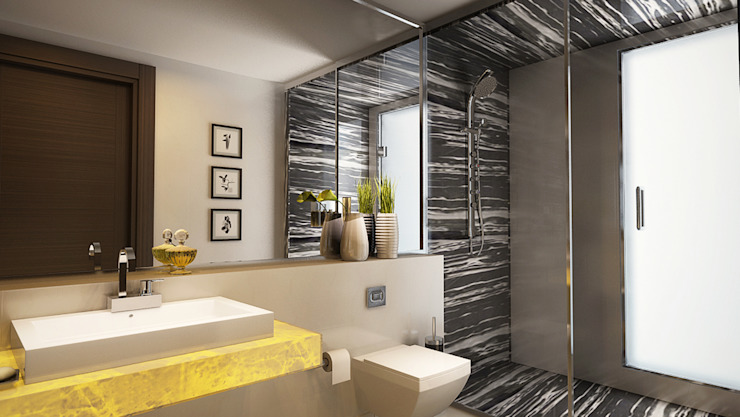Bathroom by Koncept Architects & Interior Designers,
