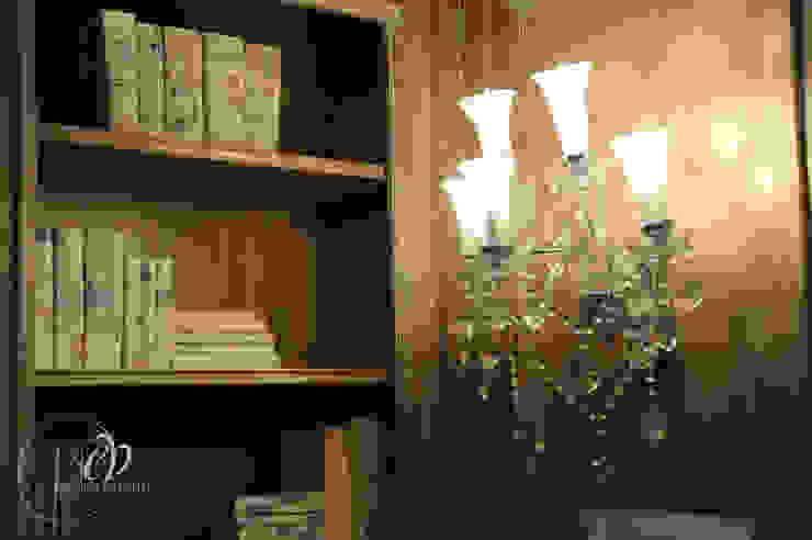 Emanuela Volpicelli Interior Designer Classic style living room
