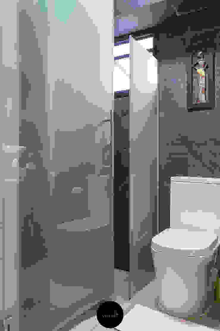 Master Bathroom Asian style bathroom by Y&T Pte Ltd Asian